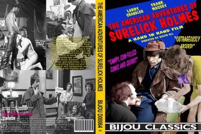 The American Adventures Of Surelick Holmes – David L. Chandler, Frank Massey (1980)
