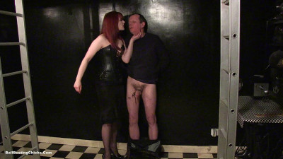 Ballbustingchicks - Rebekka Raynor - Sorry You Will Be Face Slapping