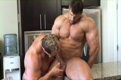 Description Awesome Fuck With Sexy Bodybuilders