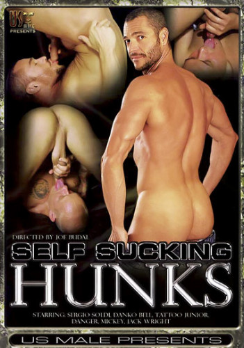 Description Self Sucking Hunks