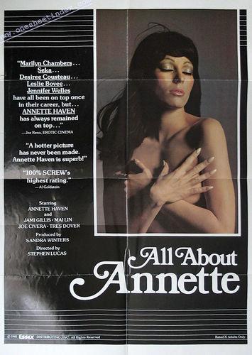 Description All About Annette