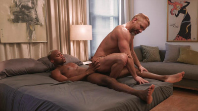 Andre Donovan Tops Muscle-Bear Dirk Caber HD