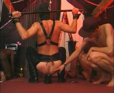Master and three slaves