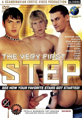 The Very First Step For Bareback - Jack Black, Sancho Sun, Cody Flash