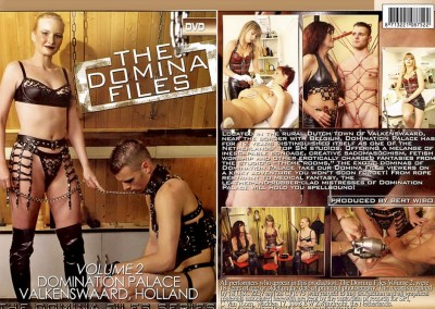 The Domina Files Volume 2 - Domination Palace