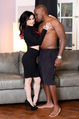 Joanna Angel, Mandingo — Jews Love Black Cock — Part 5 FullHD 1080p
