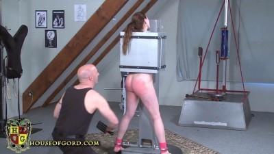 Sierra Cirque Locked In The COCO Bondage Box Jun21 2014