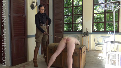 Madame Catarina - Safari Caning Scene 2