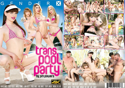 Trans Pool Party - (2018 Year) - Full HD 1080p