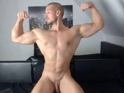 Chaturbate - mikemuscle1's Cam Show