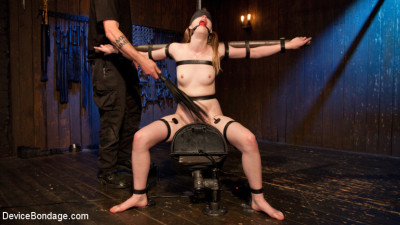 Fair Skinned First Timer Begs for Extreme Domination!!