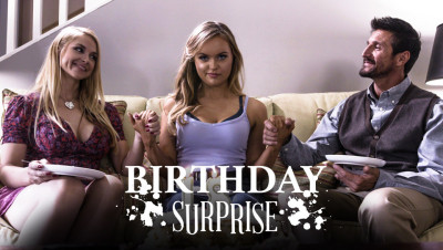 Sarah Vandella, River Fox - Birthday Surprise (2018)