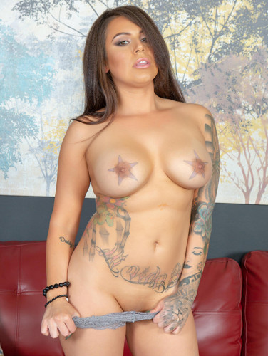 Voluptuous Tattooed Bad Girl Tori Avano Live FullHD 1080p