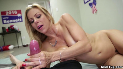 Handjob cumshot compilation part 13