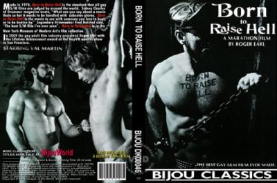 Born To Raise Hell - Steve Richards,Val Martin,Quave Dalton (1974)