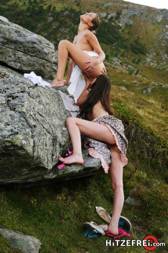 Coco Kiss, Elise — Lesbisches Intermezzo im Sonnenschein FullHD 1080p