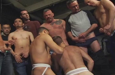 Best Cum Orgy