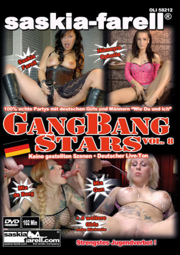 Description Gangbang Stars vol.8