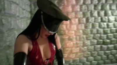 Mistress Rebekka's Butt Slut Brigade — Anal Twister Pt 4