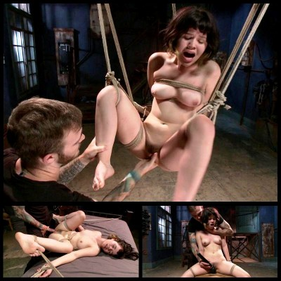 New 19 Yr. Old Gets The Full Treatment (9 May 2014) Fucked And Bound