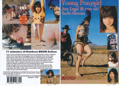 Young Ponygirl
