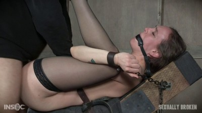 Jan 18, : Sierra Cirque in her fancy stockings and sexy heels is bound and brutally fucked until Squ