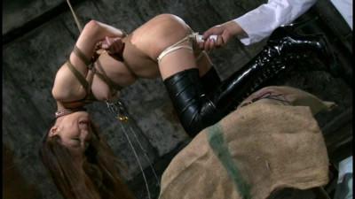Nipple torture enema hell part 1
