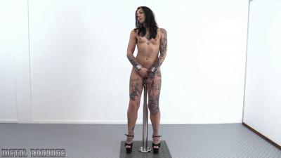 Nayomi Sharp impaled