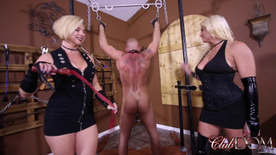 Whipped Into Submission - Goddess Brianna And Paris Knight