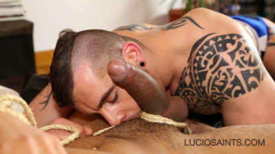 Description LucioSaints Slave To Love Isaac and Lucio