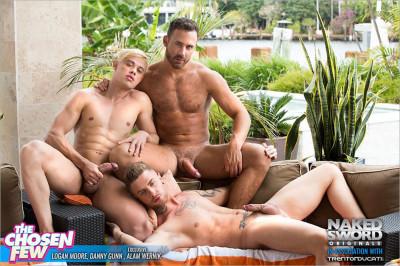 Description ns - The Chosen One: Alam Wernik, Danny Gunn & Logan Moore