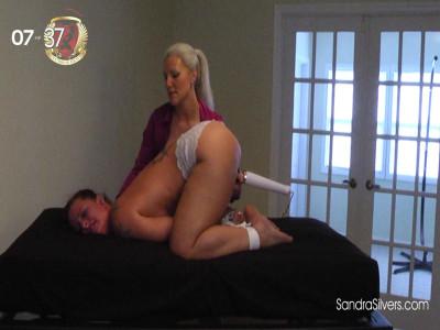 2nd of the Uncut Extreme Lesbian Bondage Orgasm