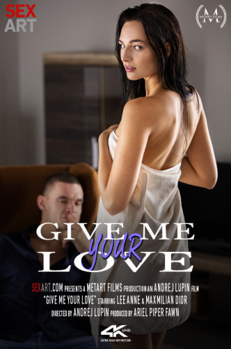 Lee Anne - Give Me Your Love FullHD 1080p