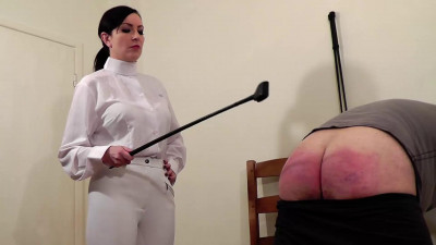 Miss Jessica And Hand Spanking part 20