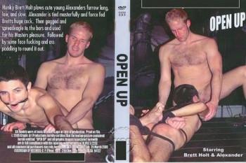 Description Open Up - Gays Fuck