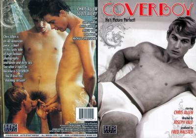 Bareback Coverboy (1984) — Chris Allen, David Ashfield, Scott Avery