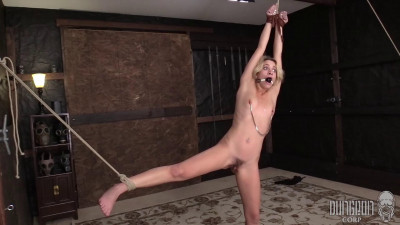 With the flogger and the paddle