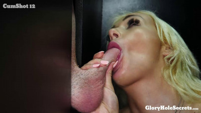 Daisy L's First Gloryhole Video