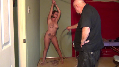 Alisha Whipping Orgasm