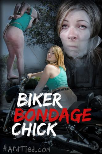 [HardTied.com]Biker Bondage Chick(2015/Harley Ace/ Rope Bondage/size 2.4 GB)