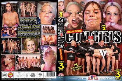 Deutsche Cum on Girls Vol 2