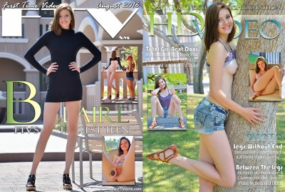 Blaire Ivory - FTV's Tallest Teen