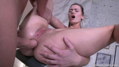 penetration very (FirstAnalQuest Videos February 2017, Part 1)!