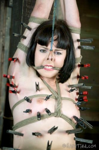 HardTied - Fun With Rope - Coral Aorta, Cyd Black - May 1, 2013