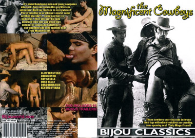 The Magnificent Cowboys - Chuck Ryan, Cliff Masters (1971)