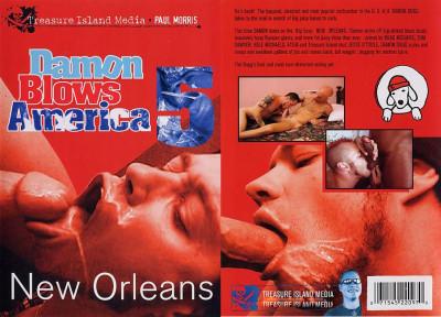 Damon Blows America vol.5 - NewOrleans