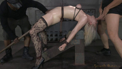 BondageSex — Ella Nova, Matt Williams, Jack Hammer