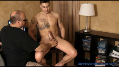 Description Slow Teasing Handjobs - JR's Audition Edging