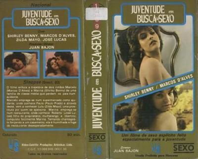 Juventude Em Busca De Sexo (1983) – Shirley Benny, Nereide Bonamico