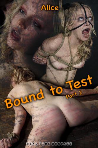 Bound to Test Part 2 – Alice